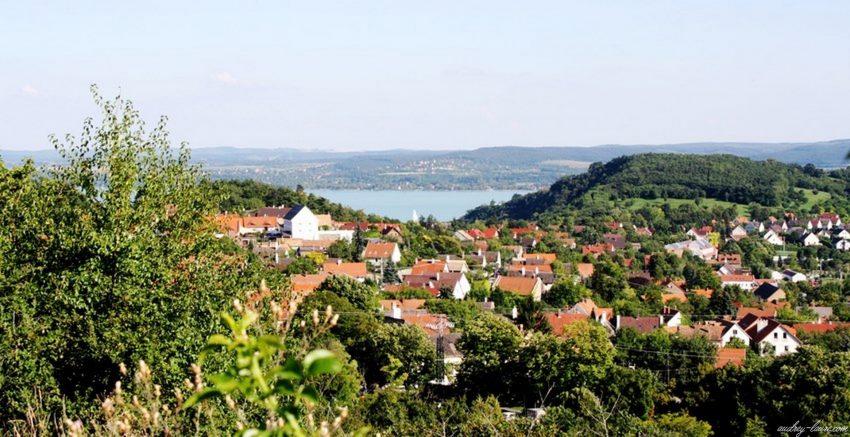Péninsule de Tihany voyage en Hongrie