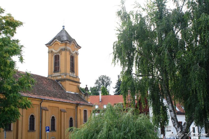 Szentendre Eglise