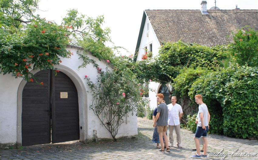 Szentendre village Hongrie