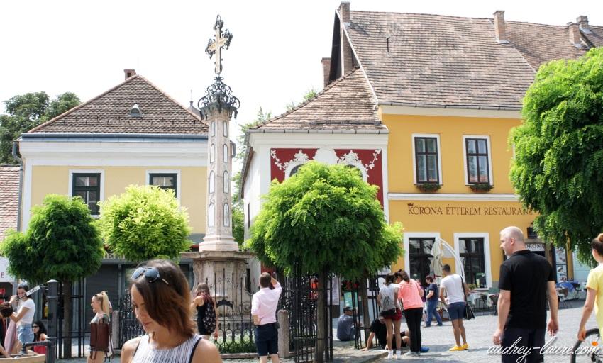 Szentendre voyage en Hongrie