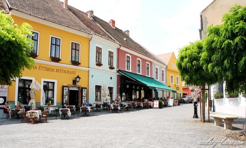 Szentendre village