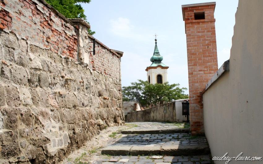 Église de Blagovestenška Szentendre