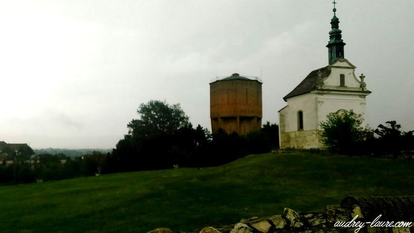 Tata - voyage en Hongrie chapelle