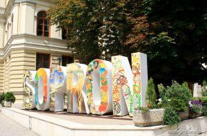 Sopron -voyage en Hongrie