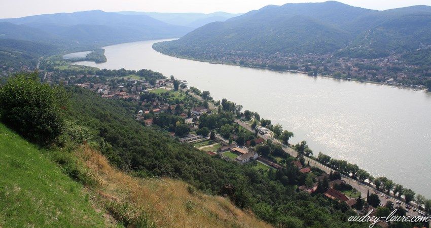 Visegrad au bord du Danube