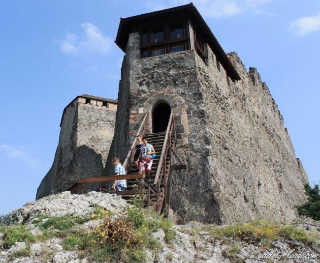Citadelle de Visegrad