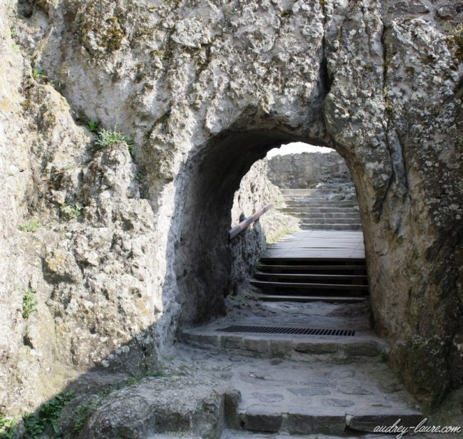 circuit Hongrie - forteresse de Visegrad