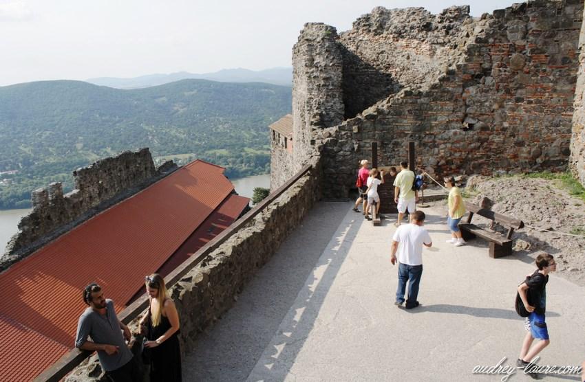 Hongrie - forteresse de Visegrad
