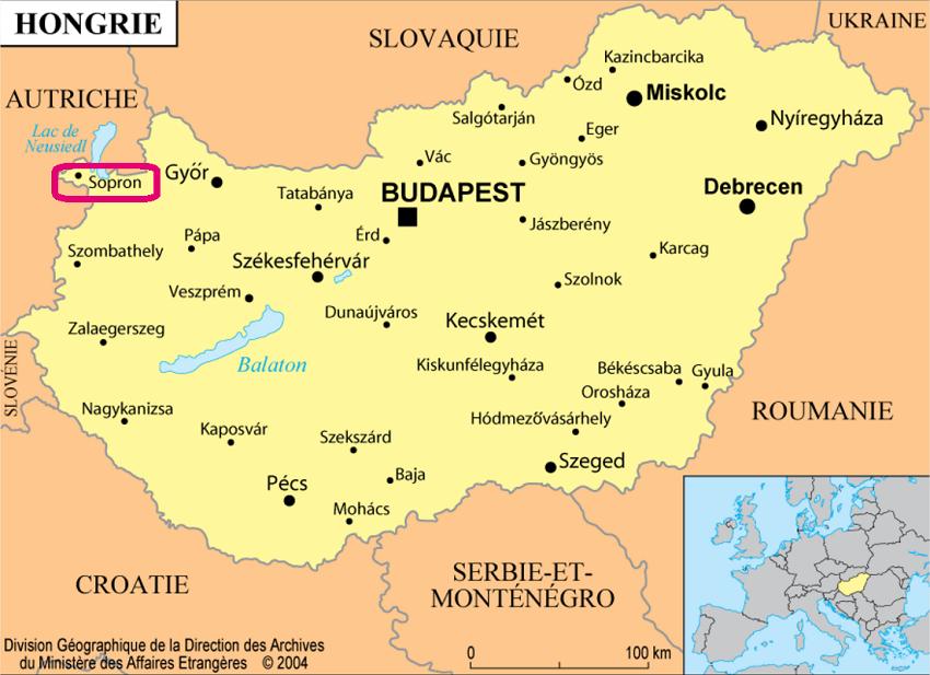 hongrie sopron tourisme blog
