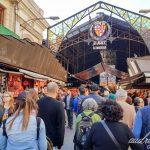 Barcelone, Espagne : le marché couvert de la Boqueria !