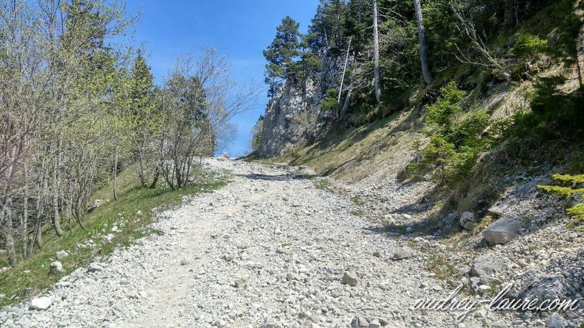 Randonnée Moucherotte - Grenoble - Saint-Nizier