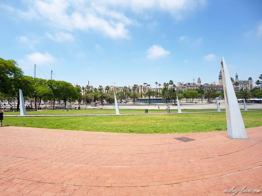 Parc - Barcelone