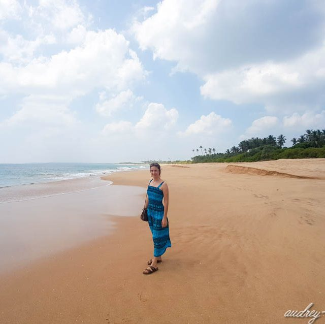 Les plages du Sri Lanka