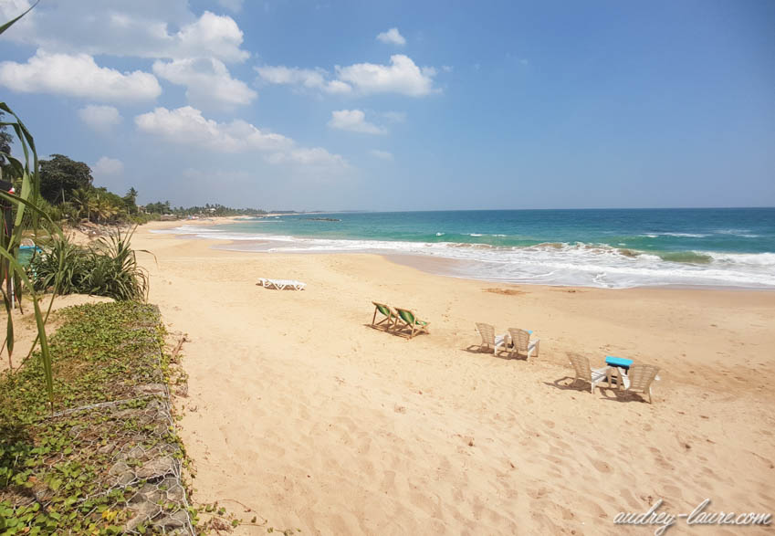Plage de Tangalle  les plus belles plages du Sri Lanka