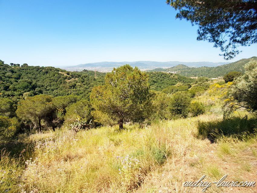Barcelone : promenade dans la campagne