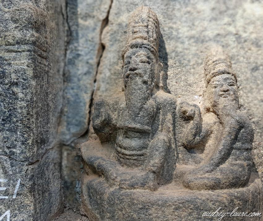 vestiges de Polonnaruwa - voyage au Sri Lanka