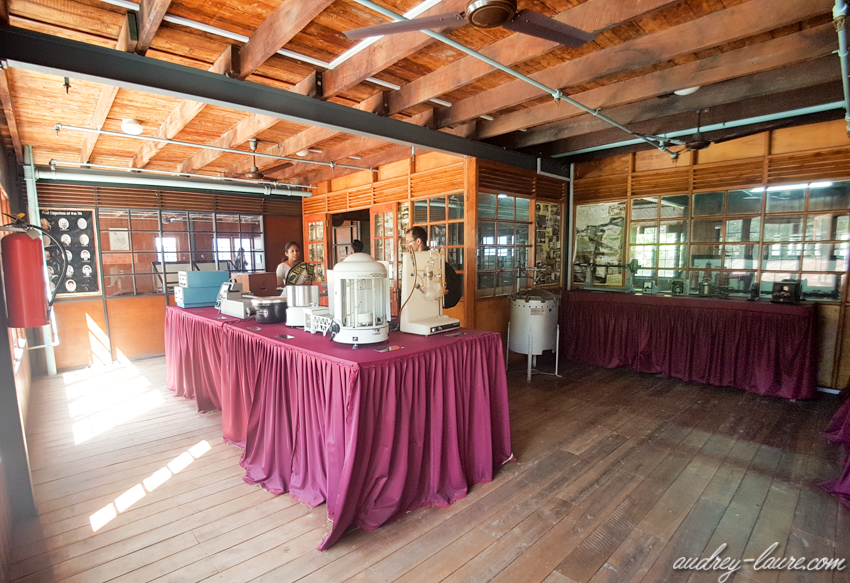 Ceylan Tea Museum - Kandy