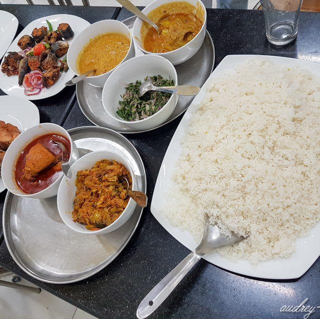voyage au sri lanka - gastronomie sri lankaise