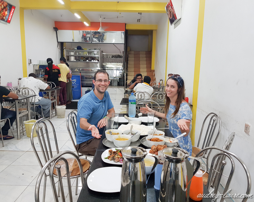 Gastronomie Sri Lankaise - voyage au Sri Lanka - nourriture typique et locale