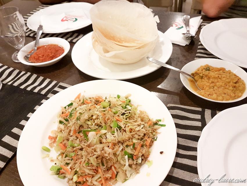 Voyage au Sri Lanka - la gastronomie Sri Lankaise