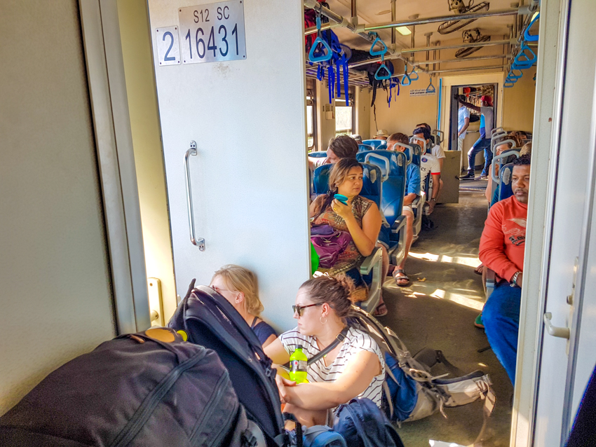 Voyager en train - Sri Lanka - vacances