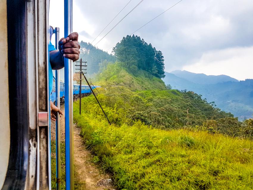 Train - Sri Lanka