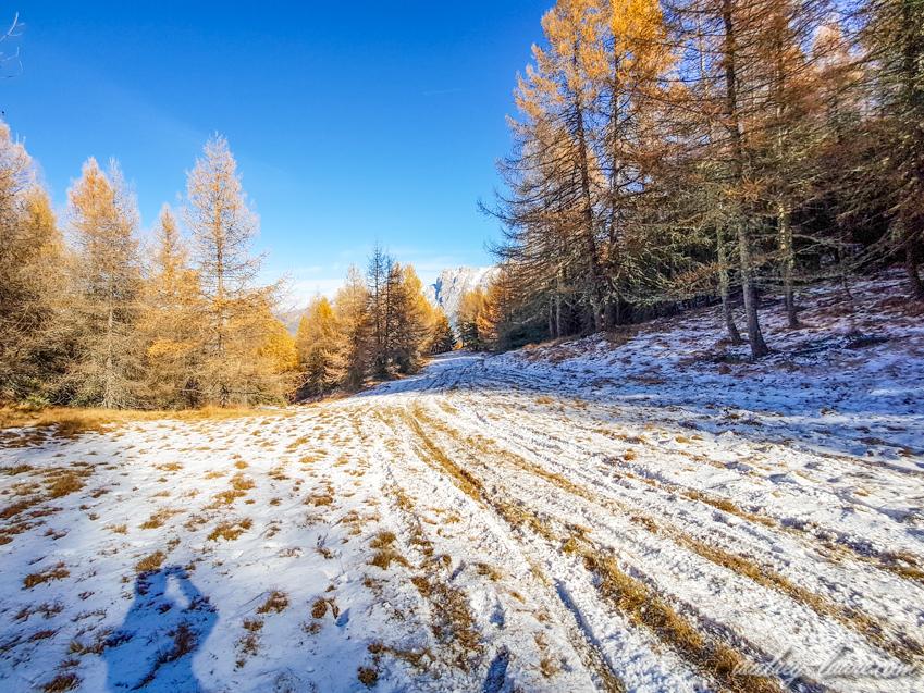 Dévoluy - randonnée en montagne