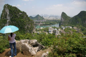 Guilin-voyage en CHine