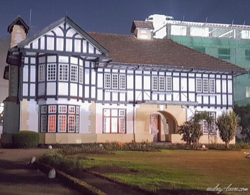 Nuwara Eliya - Sri Lanka - style des colons anglais