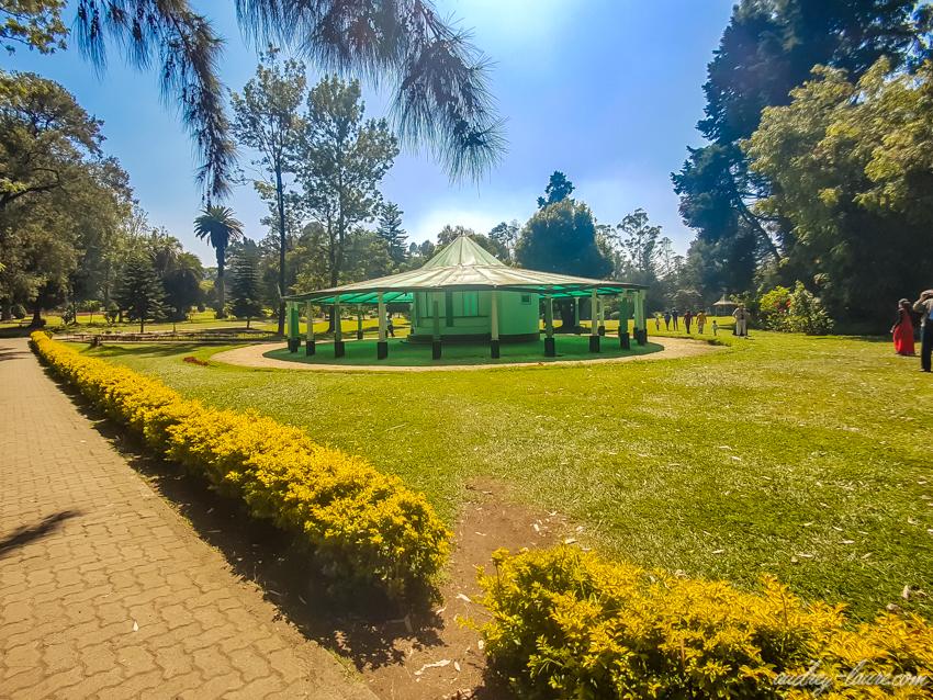 Parc Victoria - Nuwara Eliya - Voyage au Sri Lanka
