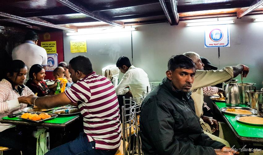 Voyage au Sri Lanka - ambiance nocturne - Nuwara Eliya
