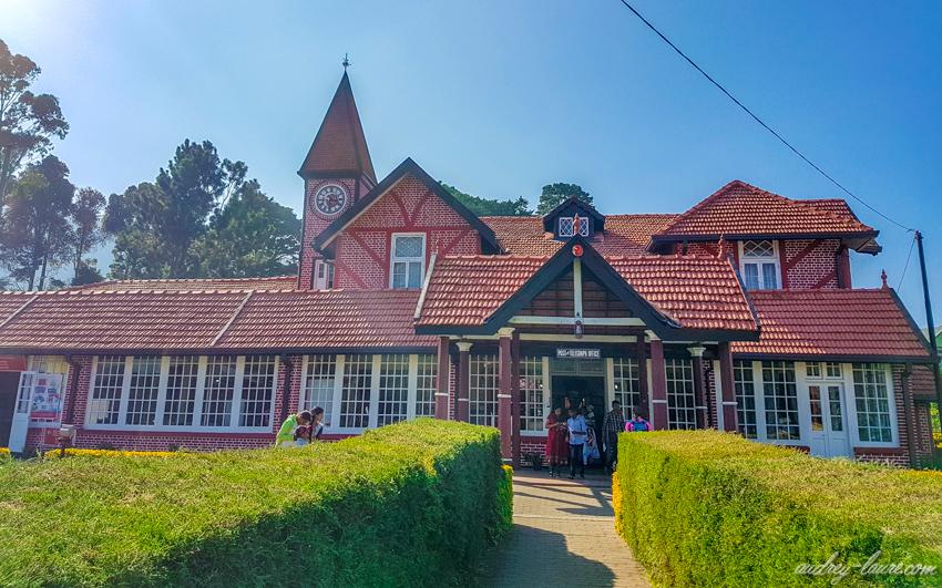 Nuwara Eliya - Sri Lanka - style des colons britanniques