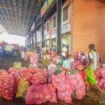 Sri Lanka : le marché de gros de Dambulla