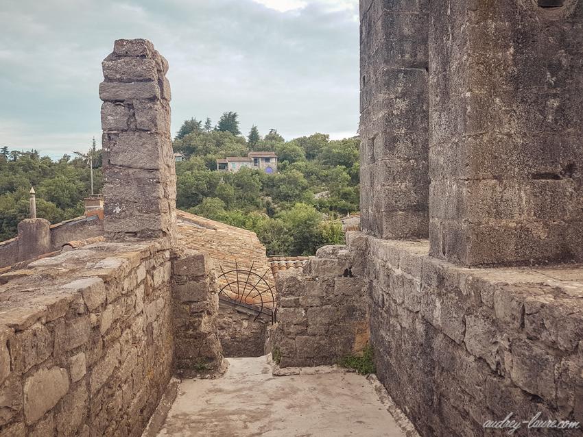 Balazuc - Tourisme en Ardèche - visite du village labellisé