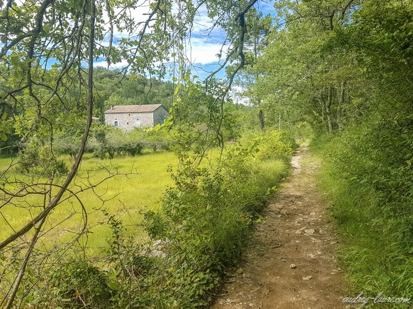 Ardèche-balade facile