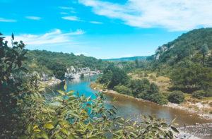 Ardèche-rivière