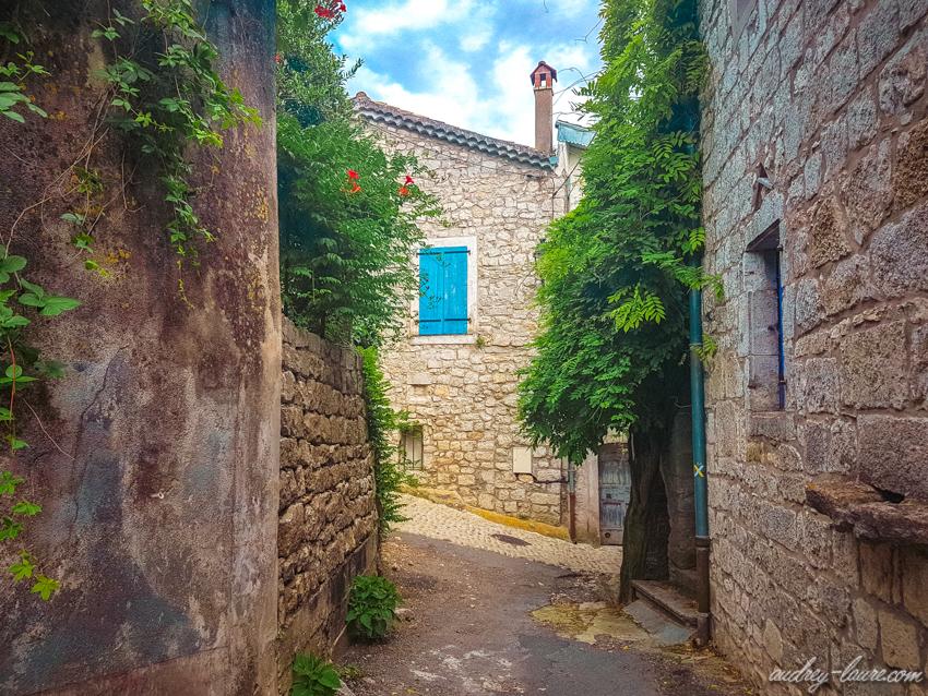 Balazuc - Tourisme en Ardèche - village labellisé