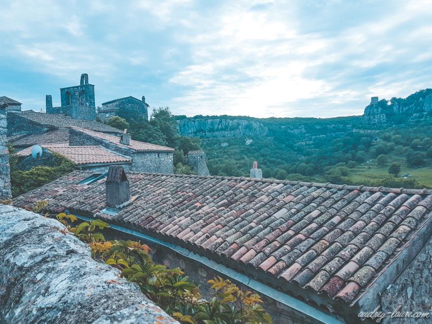 """Balazuc - Tourisme en Ardèche - visite du village médiéval labellisé """"Plus Beaux Villages de France"""""""