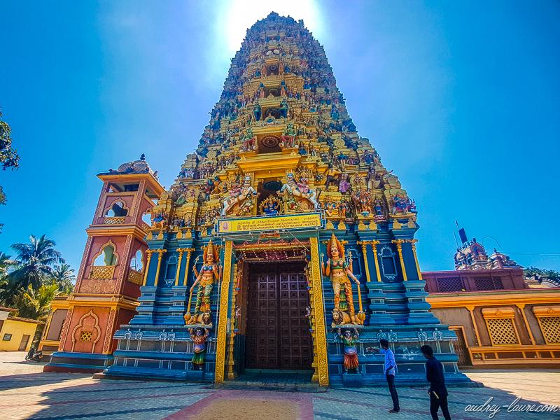 Temple de Muthumariamman -hindouisme
