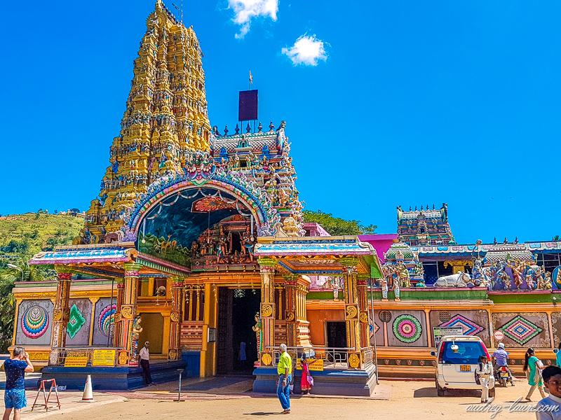 Temple de Muthumariamman