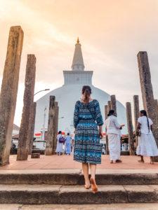 Anuradhapura - Sri Lanka - Visite