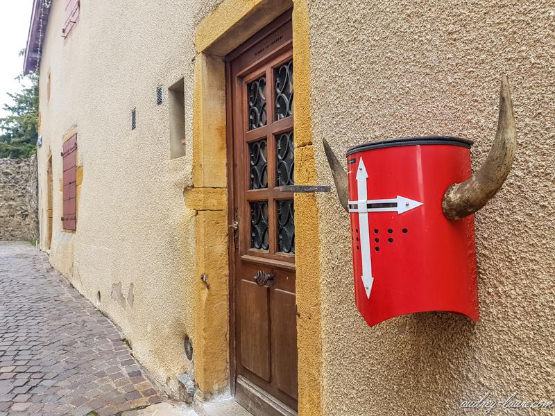 Ternand-tourisme - beaujolais -village médiéval proche Lyon
