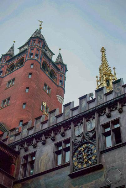 Bâle-Suisse-blog-voyage- Hôtel de Ville