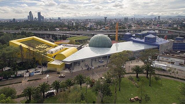 Papalote Museo del Niño Ciudad de México