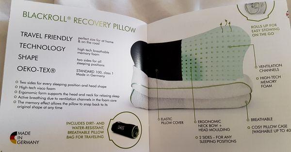 oreiller-voyage-ergonomique-blackroll-recovery-pillow-revue-