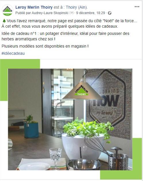 community-manager-grenoble-freelance-indépendant-leroy-merlin-bricolage